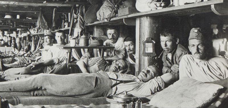 türk rus esir kampı ile ilgili görsel sonucu