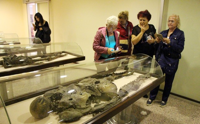 MUMMIES OF ANATOLIA STILL A MATTER OF INTEREST ...