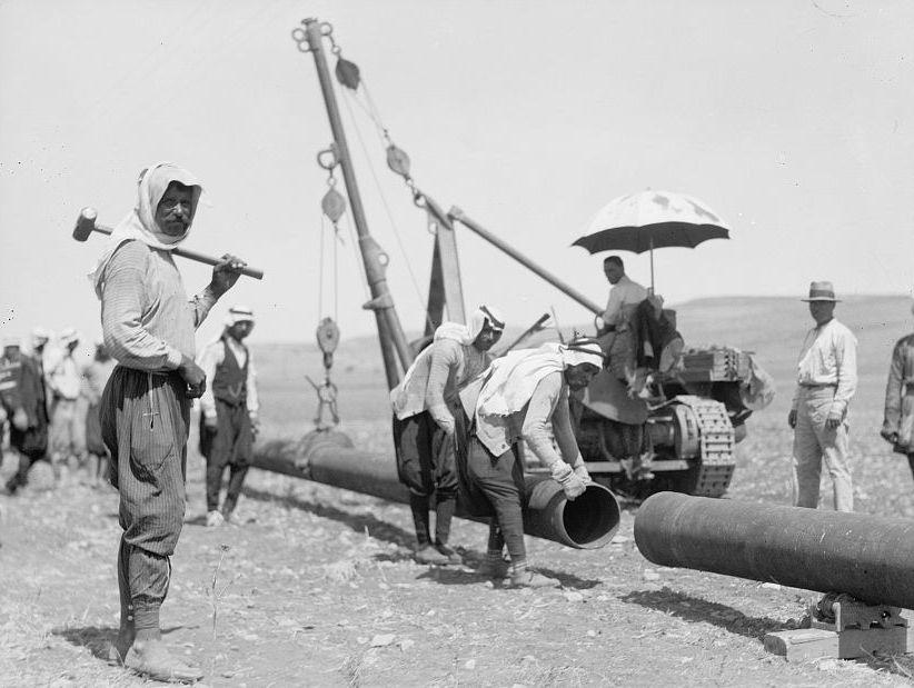 şeyh said isyanı sonrası ingiliz petrol boru hattı ile ilgili görsel sonucu